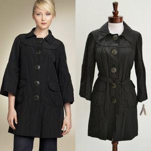 NWT Nanette Lepore Dress Coat Jacket Size 10 Large